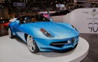 Carrozzeria Touring Superleggera returns with Disco Volante Spyder