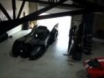 Casey Putsch's turbine-powered Batmobile