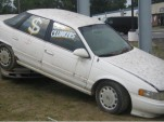 Cash for Clunkers tradein: Mercury Sable