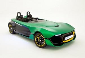 Caterham AeroSeven Concept leaked images
