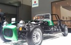Caterham Seven 165 Is For Track Enthusiasts On A Budget: 2013 Frankfurt Auto Show