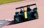 First Customer Caterham SP/300.R Delivered To Dyson Racing ALMS Team