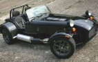 Caterham updates its Seven Roadster