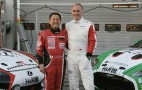 CEOs Of Aston Martin And Toyota Take Time Out To Race Each Other's Cars