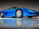 CERV III, 1990 Detroit Auto Show