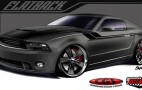 This year's first SEMA Ford Mustang previewed by CGS Motorsports