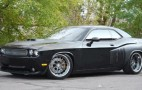 Classic Design Concepts Wide Body Challenger's  SEMA bound