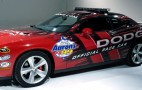 Dodge Challenger Pace Car leads the way at Talladega Superspeedway