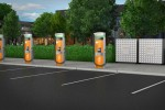 ChargePoint launches Express Plus modular fast-charging hardware