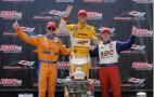Hunter-Reay Three-Peats At Honda Indy Toronto