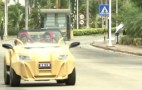3D-Printed Car Hits The Road In China, At A Cost Of $1,770: Video