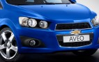 2012 Chevrolet Aveo Preview