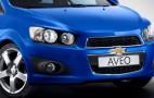 2012 Chevrolet Aveo Preview