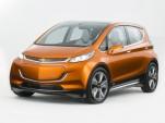 Chevrolet Bolt EV concept, 2015 Detroit Auto Show