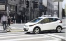Chevrolet Bolt EV Cruise Automation test mule in San Francisco
