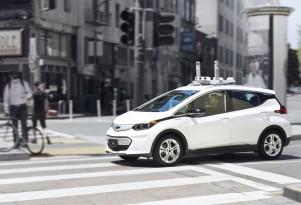 GM releases second Chevy Bolt EV autonomous driving video