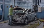 GM Shows Chevy Bolt EV Electric-Car Prototypes Testing: Video