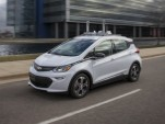 Chevrolet Bolt EV self-driving prototype