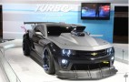 Menacing Camaro Concept Built To Celebrate Upcoming 'Turbo' Movie