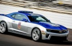 Chevrolet Camaro ZL1 Will Set The Pace At Brickyard 400