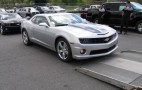 2010 Camaro SS models #001 and #002 Arrive at Hendrick Chevrolet