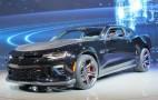 2017 Chevrolet Camaro 1LE Revealed With V-6 And V-8 Options: Live Photos
