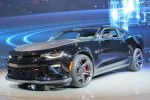 2017 Chevrolet Camaro 1LE Revealed With V-6 And V-8 Options: Live Photos