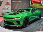 Chevrolet Camaro Track concept, 2017 Geneva auto show