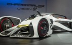 Chevy Chaparral 2X Vision Gran Turismo Concept Makes Its L.A. Auto Show Debut: Video