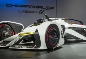 Chevrolet Chaparral 2X Vision Gran Turismo Concept, 2014 Los Angeles Auto Show