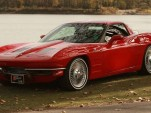 Chevrolet Corvette Modifed By Karl Kustoms
