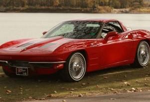 Chevrolet Corvette Modifed By Karl Kustoms