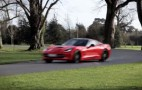 Goodwood Tests The Corvette Stingray Against A Jaguar F-Type, Aston V12 Vantage S: Video