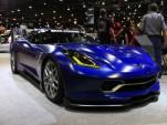 Chevrolet Corvette Stingray Gran Turismo Concept, 2013 SEMA Show