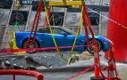 Three Corvettes Safely Recovered From Museum Sinkhole: UPDATE