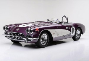 1959 Chevrolet Corvette Purple People Eater