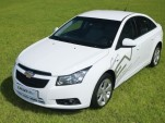 Chevrolet Cruze EV, test fleet in South Korea, October 2010