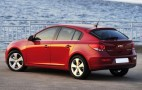 New Chevy Cruze Hatchback Coming To U.S., Hopefully With Hot GTI And Focus ST Rival In Tow