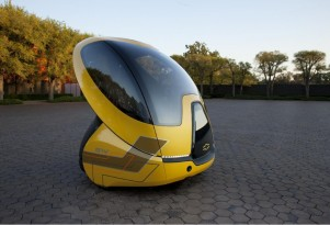 GM To Start Work on Next-Gen EN-V Electric Pod Car Program
