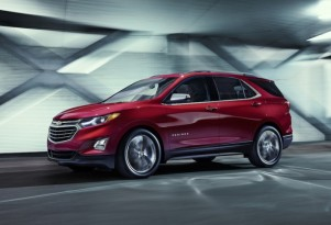 2018 Chevrolet Equinox crossover: only turbo engines, diesel optional