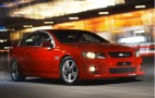 LHD Holden Commodore Testing In Oz, Is It The 2014 Chevy SS?
