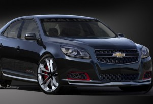 Chevrolet Malibu Turbo Performance 2012 SEMA concept
