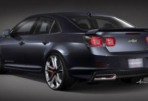 Chevrolet Malibu Turbo Performance 2012 SEMA concept