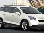 2008 Chevrolet Orlando Concept