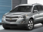 Chevrolet reveals 2009 Traverse crossover