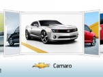 Chevrolet Showroom App