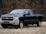 Chevy, GMC Bi-Fuel Natural Gas Pickup Trucks Now In Production