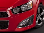 2013 Chevy Sonic RS: Detroit Auto Show Debut For Sporty Trim Package