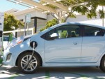 Google Gets Chevy Spark EV Electric Cars For Ride-Sharing Test