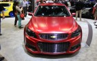 2014 Chevrolet SS Prepped By Jeff Gordon: Live From SEMA